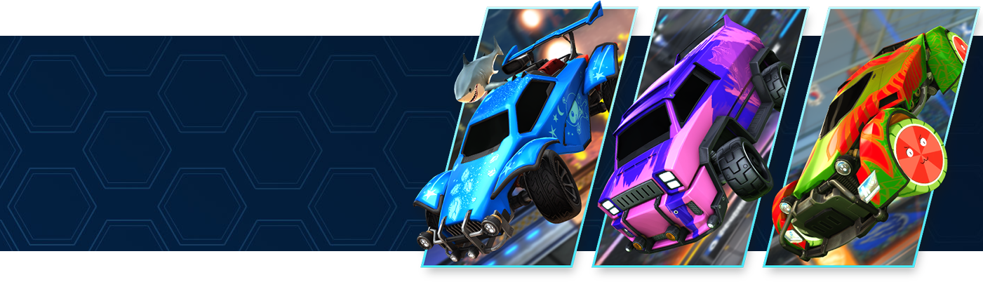 Best Rocket League Items Store: Crates, Keys, Prices, Trading