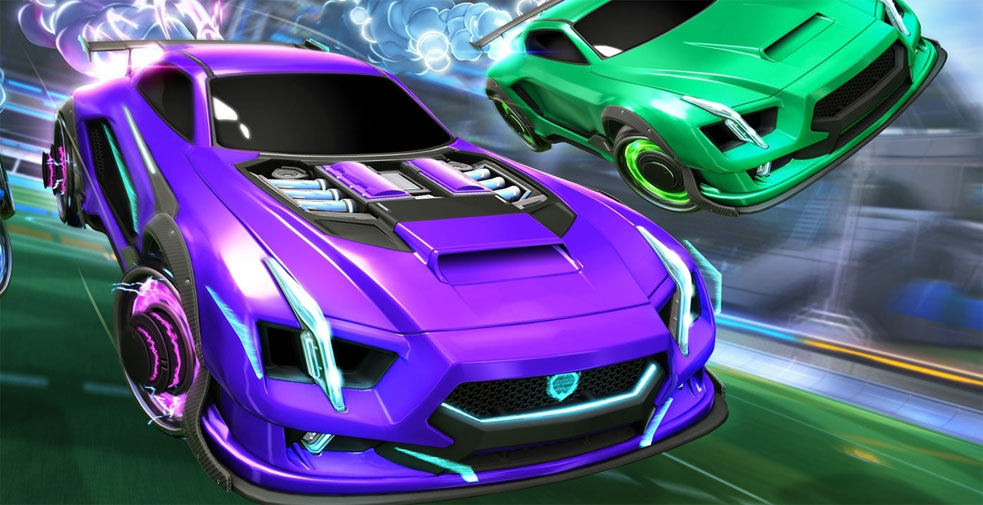 Rocket League Guide for Beginners on Air Roll, Boost and